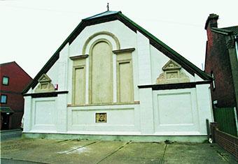The Harwich Masonic Hall